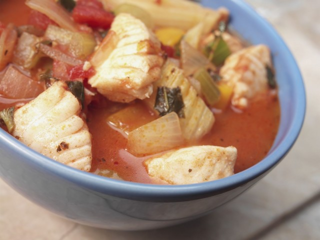Fish Soup - Nos Clubhuis