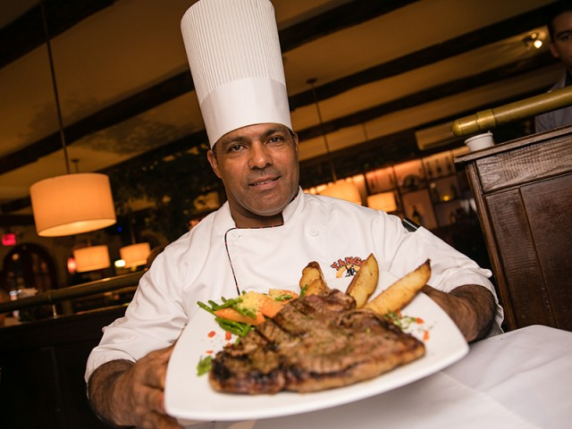 20 Years of Quality Steaks from Chef Julian Moronta of Tango Argentine Grill