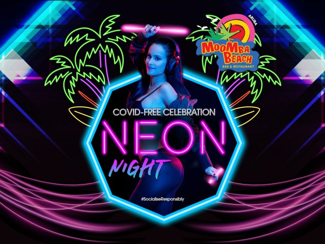 MooMba's weekly Neon Night