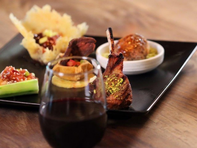 This week's tapas special is yummy!
