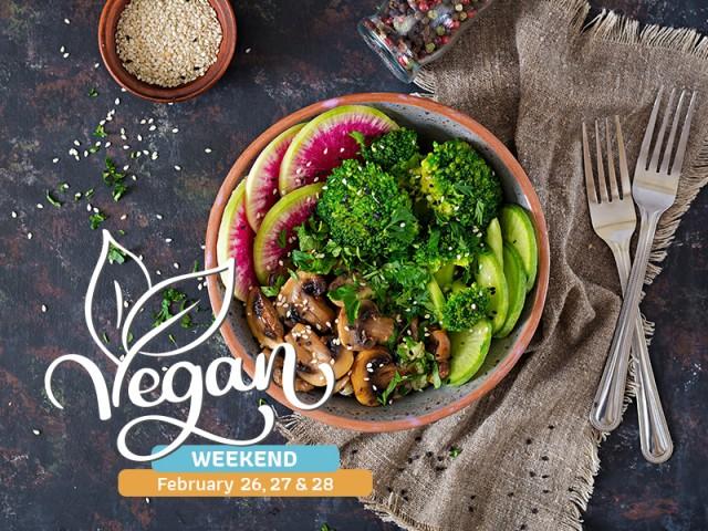 Aruba's third Vegan Weekend coming up!