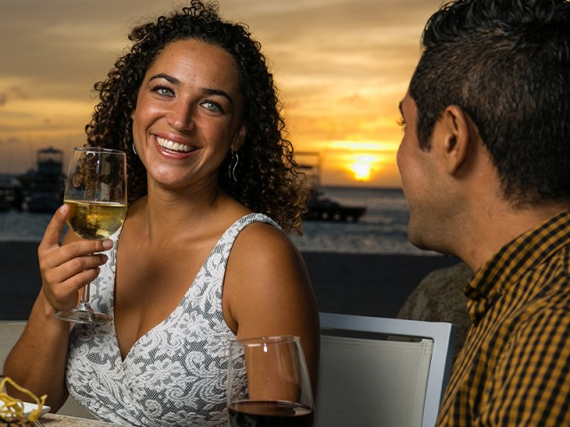 Upscale Dinner & Wine Pairing at Hadicurari