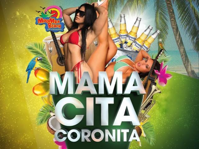 Mamacita Coronita Beach Party at MooMba Beach
