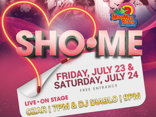 MooMba Beach introduces new party concept: SHO.ME!