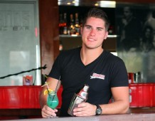 Joey Althoff - bartender Sopranos