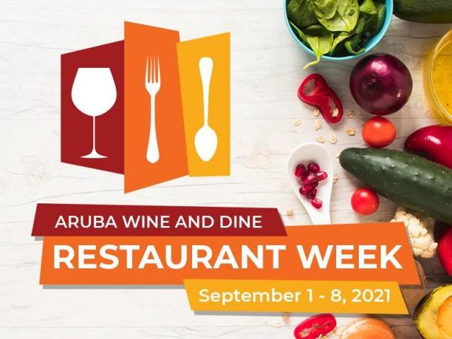 Stunning menus, crazy prices during the Restaurant Week Aruba