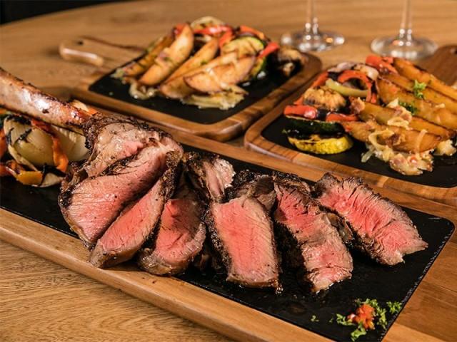 Tomahawk Steak - Tango