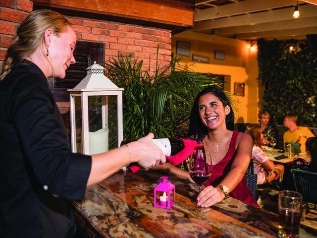 Food & Wine Pairing Dinner at Que Pasa